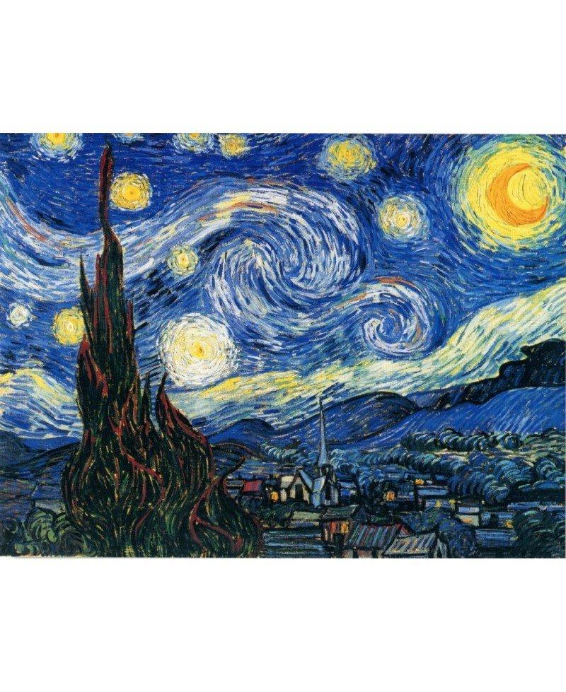 Lamina -La noche estrellada