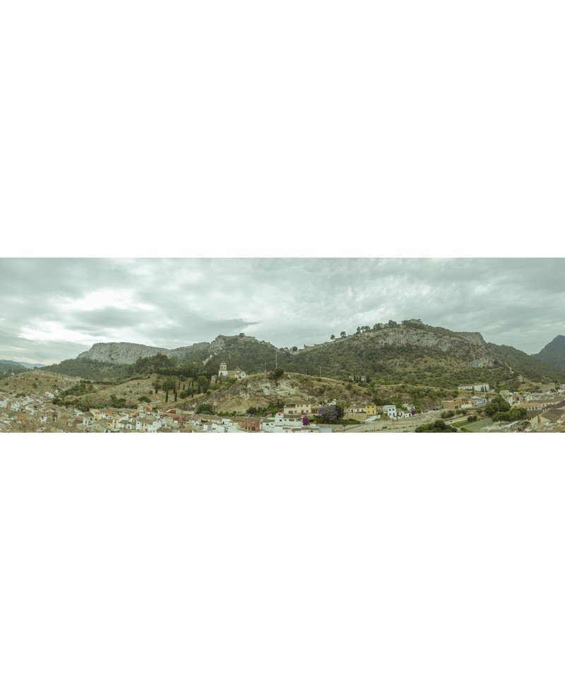vista panoramica de Xàtiva