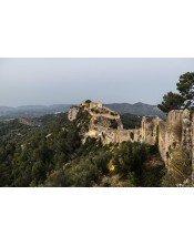 Castillo de Xàtiva murallas