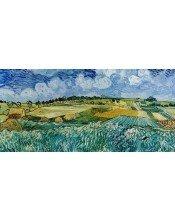 Lámina Paisage Van Gogh