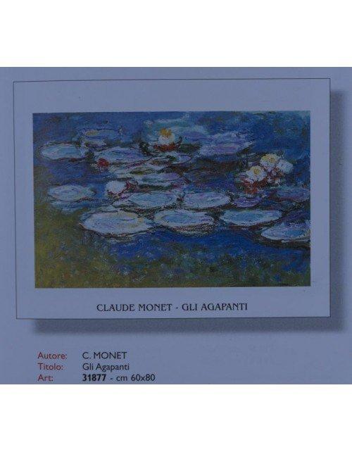 Lamina de claude Monet