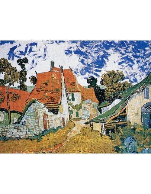 Lamina casa de Van gogh- Auvers-sur-Oise