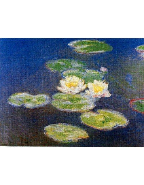 Lamina ninfee de Monet