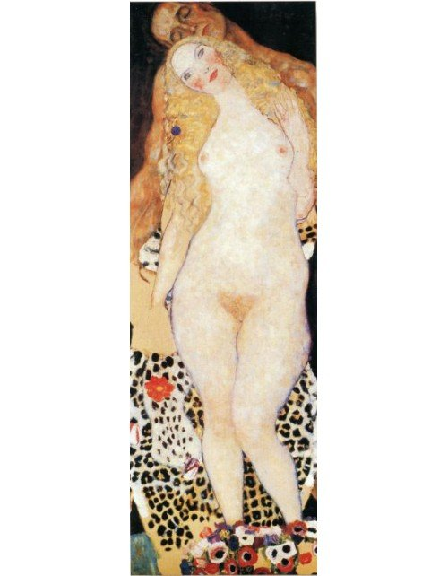 'Adán y Eva' (1917-1918) de Gustav Klimt