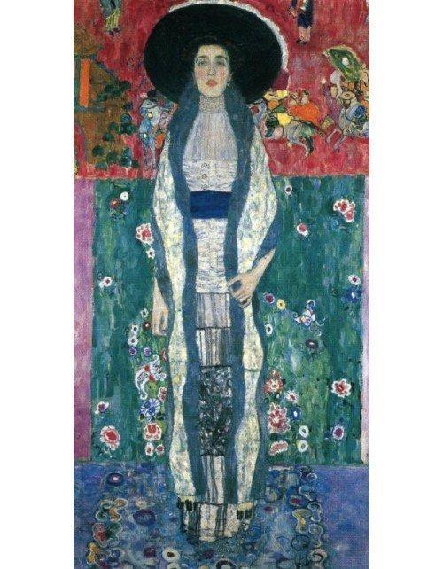Bildnis Gustav Klimt's portrait of Adele Bloch-Bauer II