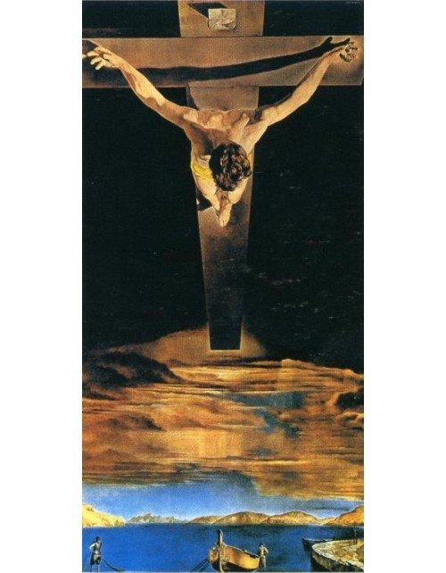 Cristo de San Juan de la Cruz- Salvador Dali