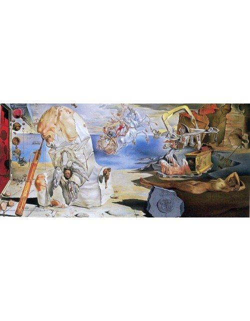 La apoteosis de Homero (Dalí)