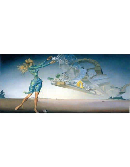 Espejo de Dali