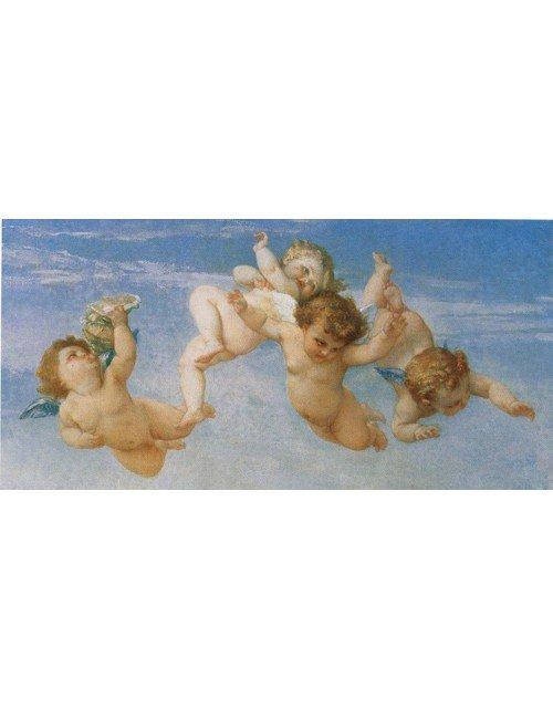 El nacimiento de Venus. Cabanel