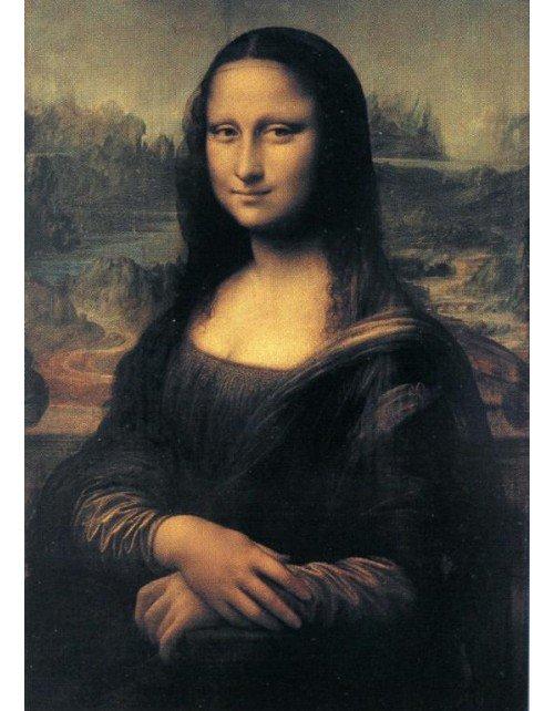 La gioconda o Mona Lisa