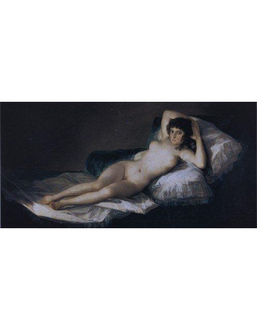 La maja desnuda-