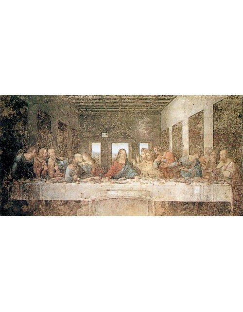 La santa cena de Leonardo