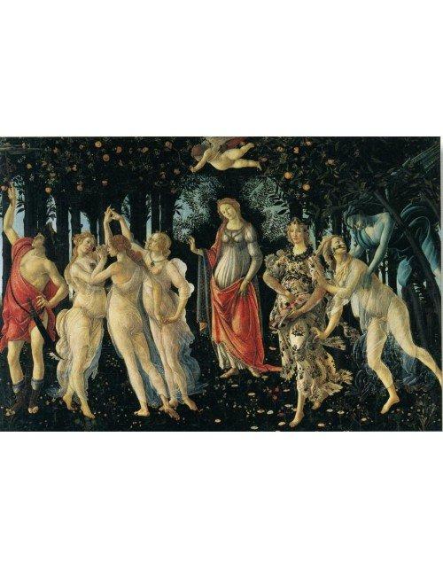 La consagración de la primavera, Botticelli