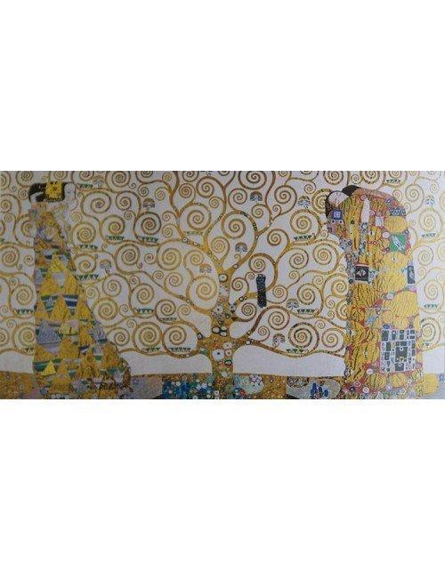 Gustav Klimt  El árbol de la vida, 1909