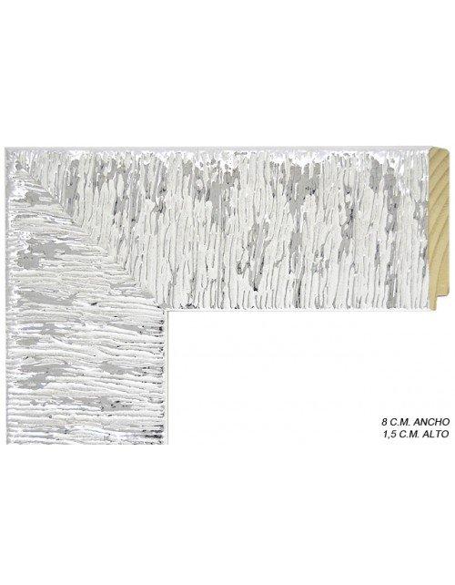 Marco color plata