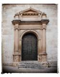 Puerta renacentista